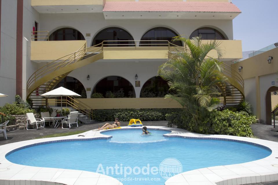 El Gran Marques Hotel Spa Trujillo Perou Piscine Lima Etoiles De Luxe