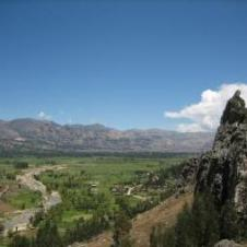 Alentours de Cajamarca