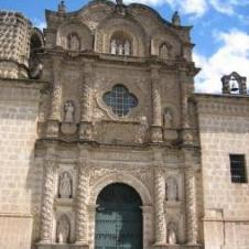 Cathedrale Belem Cajamarca