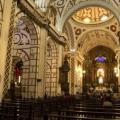 Eglise de San-Francisco à Lima