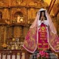Église de Santa Ana de Maca à Canyon de Colca