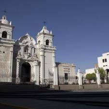 Eglise de Santa Marta - Arequipa