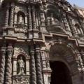 Eglise la merces à Lima