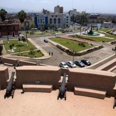 Fuerte Real Felipe à  Lima - Callao
