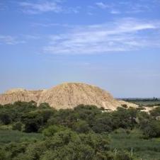 Huaca Rajada à Lambayeque