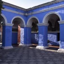 Monasterio de Santa Catalina à Arequipa