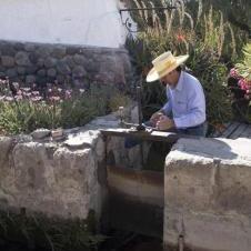 Moulin de Sabandia à  Arequipa