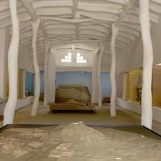 Musée de Sitio Tucume à Lambayeque