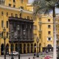 Place des armes à Lima