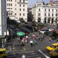 Place San Martin à Lima
