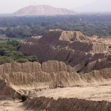 Pyramides de Tucume à Lambayeque
