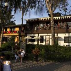 Quartier de Barranco à Lima