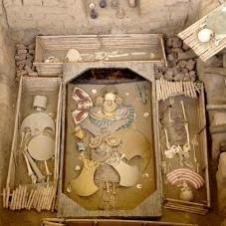 Señor de Sipan - Huaca Rajada à Lambayeque