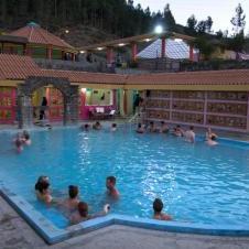 Sources d'eau chaude de Chivay à Canyon de Colca
