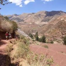Trekking de Huchuy Qosqo