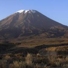 Volcan Misti à Arequipa