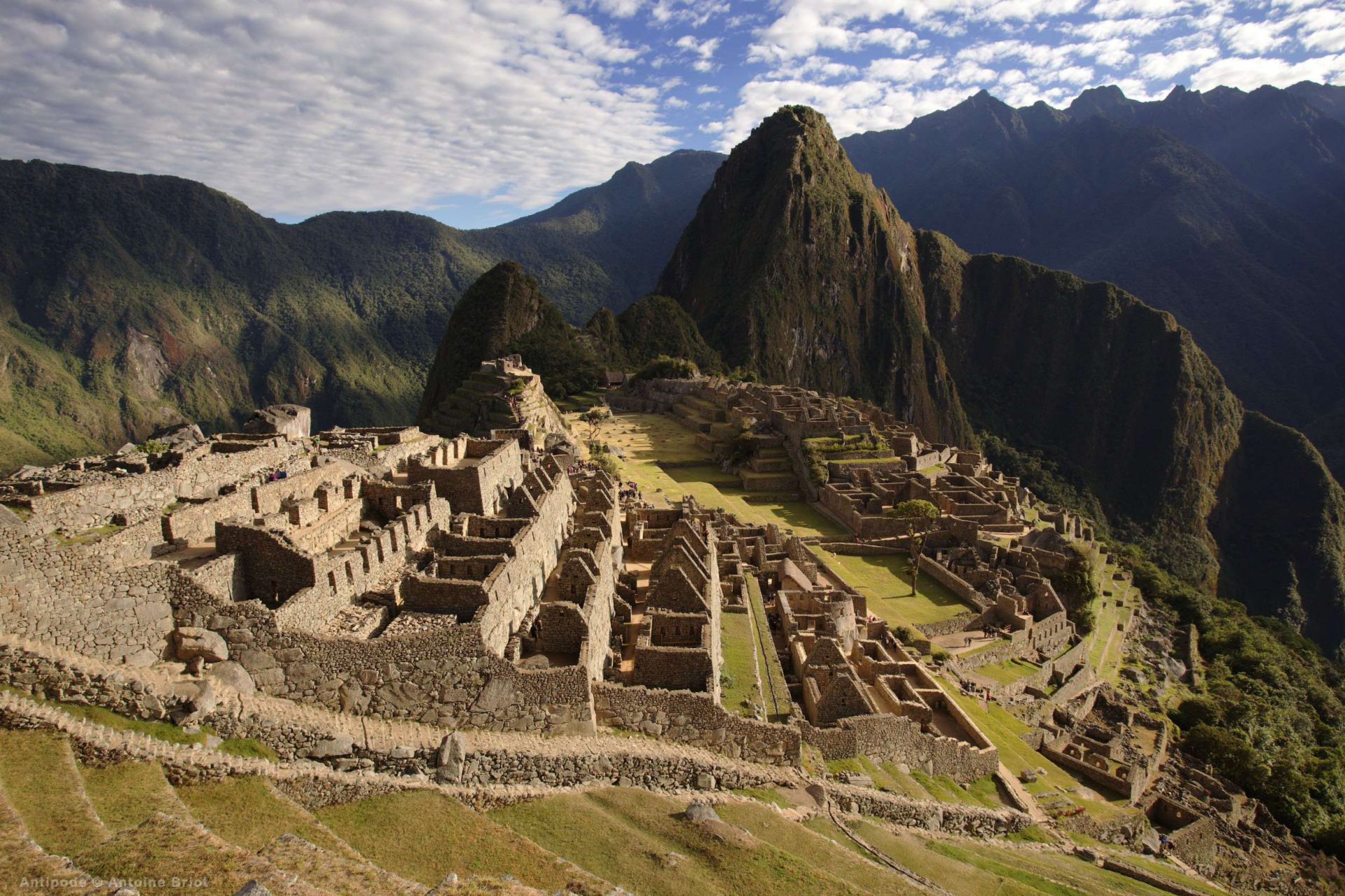 Family holidays in Peru